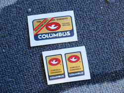DECAL SET COLUMBUS SL RIVERNICIATO (REPAINTED)