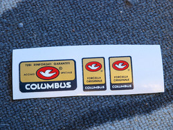 DECAL SET COLUMBUS SL