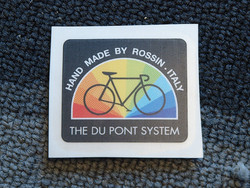 DECAL DU PONT ROSSIN