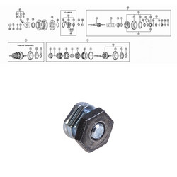 CABLE STOP SCREW SHIMANO NEXUS 7