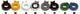 SHIMANO NON-TURN WASHER 6L LEFT/WHITE