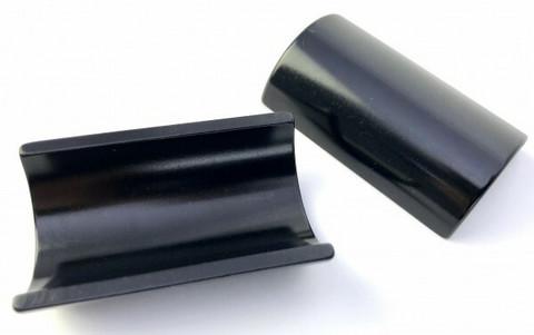 HANDLEBAR ADAPTER BLACK 31.8 > 25.4