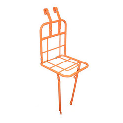 FRONT RACK HBS ORANGE 30X30 CM