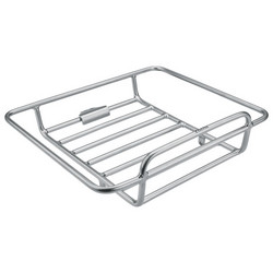 ELECTRA FRONT RACK LARGE SILVER