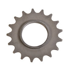 SPROCKET THREADED 17T 1/8