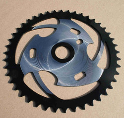 CHAINRING TRIBAL 1/2X1/8
