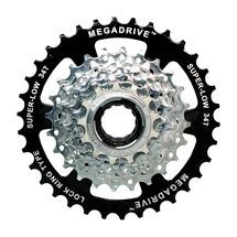 FREEWHEEL THREADED 7-SPEED 13-34 SUNRACE