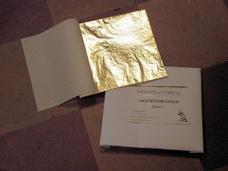 IMITATION GOLD LEAF SHADE 2 LOOSE LEAF