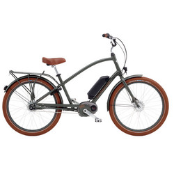 ELECTRA TOWNIE GO! 8I MEN'S, GREY