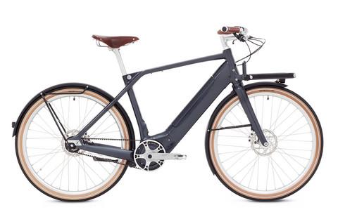 SCHINDELHAUER HEINRICH ELECTRIC BICYCLE