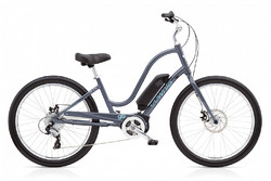 ELECTRA TOWNIE GO! 8D LADIES' COSMIC GREY