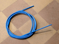 OUTER CABLE HOUSING BLUE 2.5M X 5MM