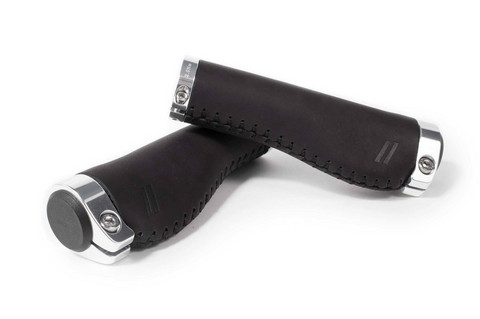 SCHINDELHAUER ERGO GRIPS, BLACK LEATHER