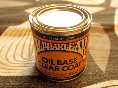ALPHAKLEAR CLEAR COAT