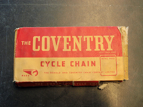 COVENTRY 5/8