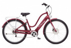 ELECTRA TOWNIE PATH GO! 5i EQ LADIES' MATTE ROSEWOOD