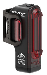 REAR LIGHT LEZYNE STRIP DRIVE 150 CHARGEABLE BLACK