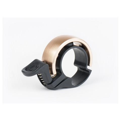 KNOG OI BELL BLACK/BRASS 23.8-31.8 MM