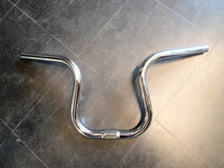 CURLY HANDLEBAR CHROME