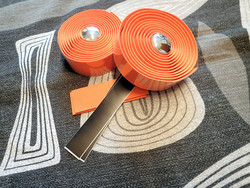 HANDLEBAR TAPE CORK ORANGE