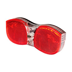 REAR RACK LIGHT CAVO, 3 LED, BATTERY