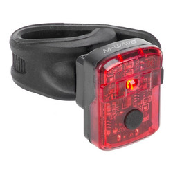 M-WAVE HELIOS REAR LIGHT USB