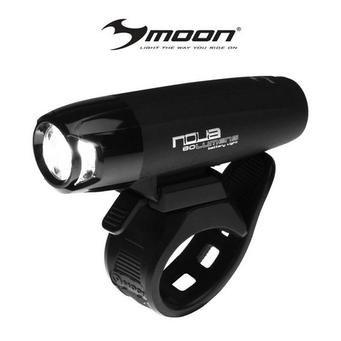 MOON NOVA, 80 LUMEN, BLACK