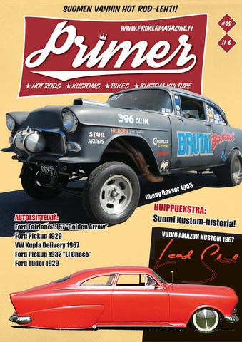 PRIMER MAGAZINE #49