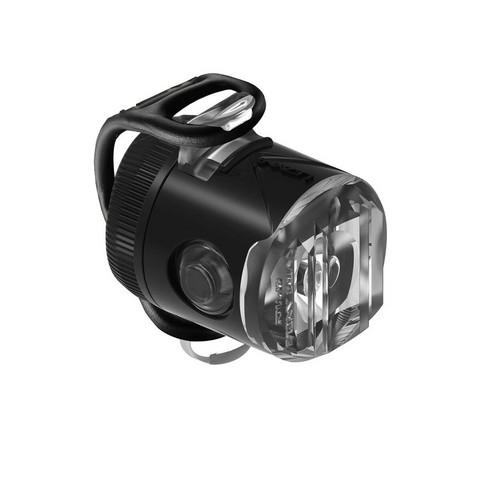 LEZYNE USB FEMTO DRIVE LED FRONT LIGHT, BLACK