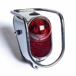 REAR LIGHT TIGER EYE LED W/BUMPER