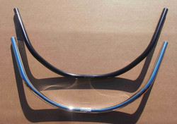 CRUISER HANDLEBAR 69 CM CHROME