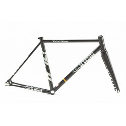 CINELLI VIGORELLI STEEL BLACK KNIGHT FRAMESET 2019 M/53