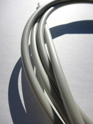 OUTER CABLE HOUSING LIGHT GREY 2.5M X 5MM