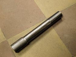 STEERING TUBE CR-MO 25.4X300 MM, 1