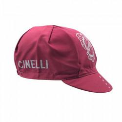 CINELLI CREST CAP BURGUNDY
