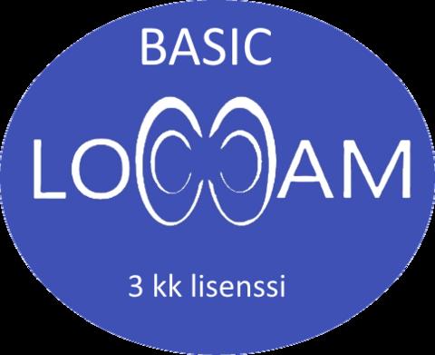 LoCCaM Basic 3kk