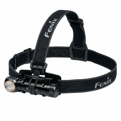 Fenix HM61R ALL BLACK monitoimiotsalamppu