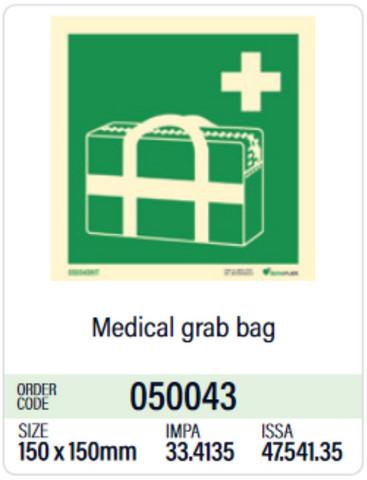 Medical grab bag