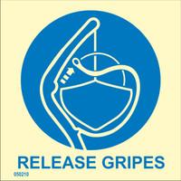 Release grips