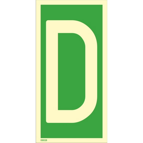 D-kirjain