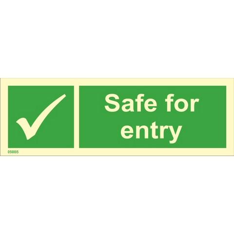 Turvallinen sisäänkäynti