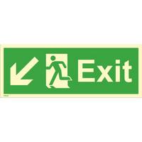 Exit, alavasen