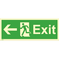 Exit, vasen
