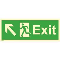 Exit, ylävasen