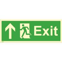 Exit, ylös vasen
