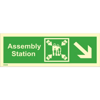 Assembly station, down right