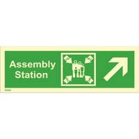 Assembly station, up right