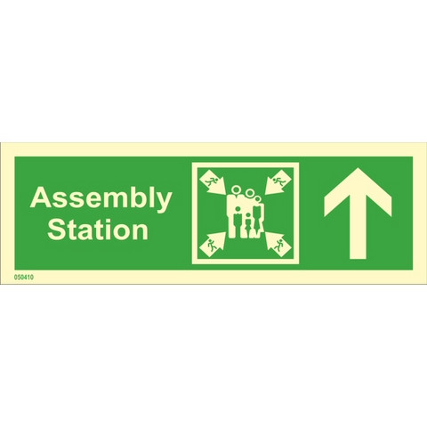 Assembly station, up right side