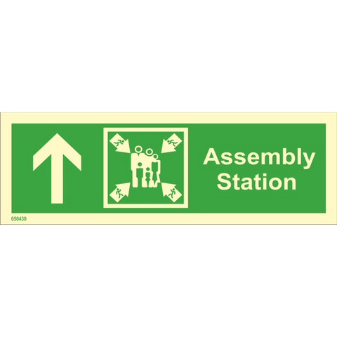 Assembly station, up left side