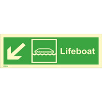 Lifeboat, down left